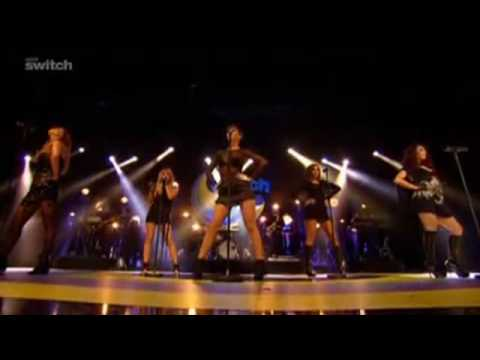 The Saturdays - Ego (BBC Switch Live)