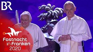 Heißmann & Rassau als Päpste