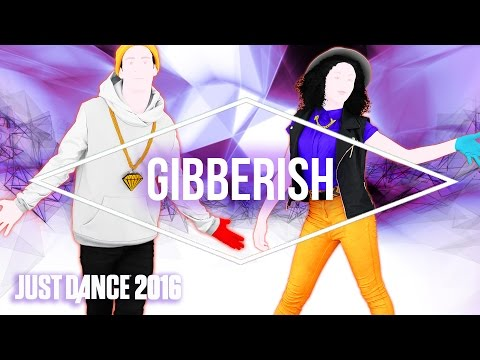 Just Dance 2016 - Gibberish by MAX - Official [US] - YouTube