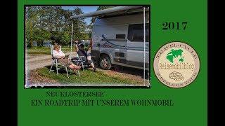 Stellplatzvideo Neukloster in Mecklenburg Vorpommern