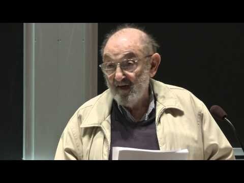 Morris Halle (MIT): On the morpho-phonology of the Latin verb