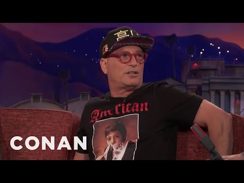 Conan vs. Howie Mandel's Wife Might Have Rabies