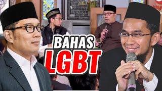 Ridwan Kamil Bicara Tentang LGBT di Depan Ust. Adi Hidayat