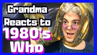 Grandma Patterson Reacts to 1980's Doctor Who! (Big News!)