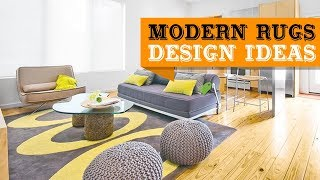 30+ Contemporary Rugs Design Ideas