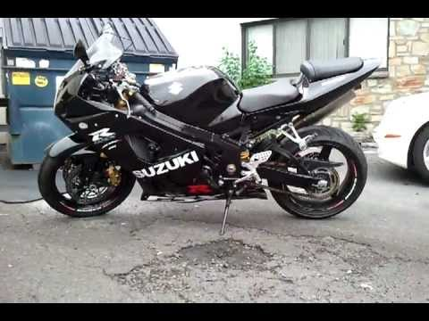 2003 Suzuki GSXR 1000 For Sale!! - YouTube