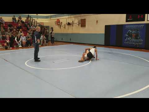JD Wrestling 11/16/17  North Stanly Middle School