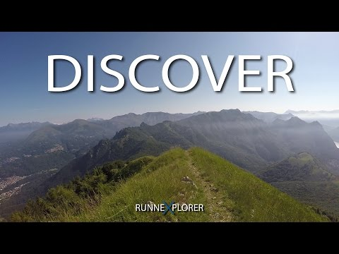 DISCOVER - a trail running experiment by Runnexplorer