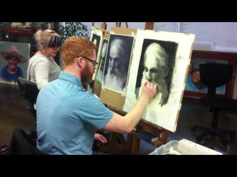 Principles of Charcoal Drawing