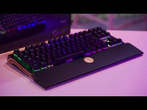 REVIEW SADES SHIELD TKL MECHANICAL KEYBOARD