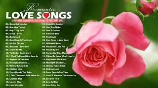 Classic Love Songs 70's 80's By Mariah Carey, Celine Dion, Whitney Houston 💓 The Best Songs Of World
