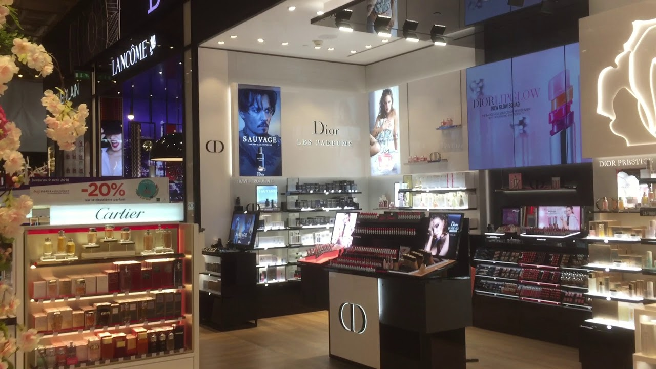 paris airport duty free online shopping