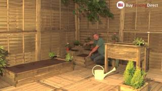 Grow Your Own - Raised Beds And Planters