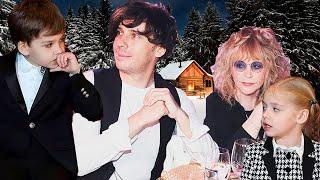 Зимние забавы Лизы и Гарри вместе с Максимом Галкиным и Аллой Пугачевой.