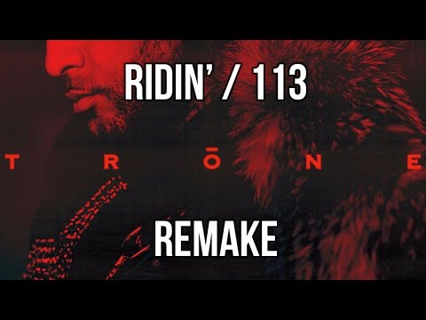 Remake - 113/Ridin' Instrumental (Booba)