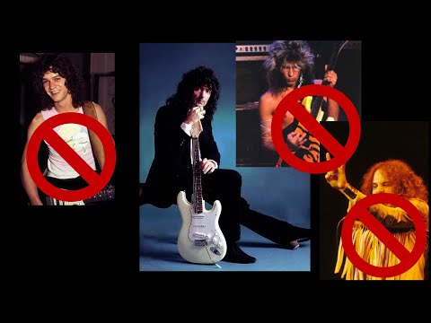 What you shouldn&39;t do when you meet Ritchie Blackmore! Guitar legends stories on meeting Blackmore
