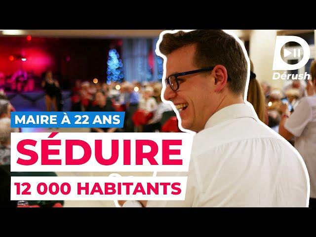 SÉDUIRE 12 000 HABITANTS - Maire à 22 ans #2
