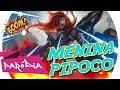 Paródia League Of Legends Miss Fortune Vingadora