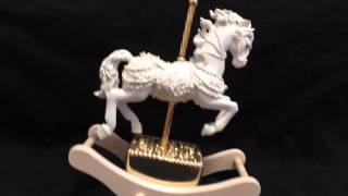 Carousel Rocking Horse For Sale