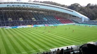 アビスパ福岡 vs 愛媛 FC 【博多の森LEVEL5スタジアム】