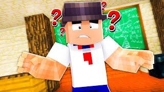 MÓJ POWRÓT DO SZKOŁY W MINECRAFT....   Minecraft Ferajna