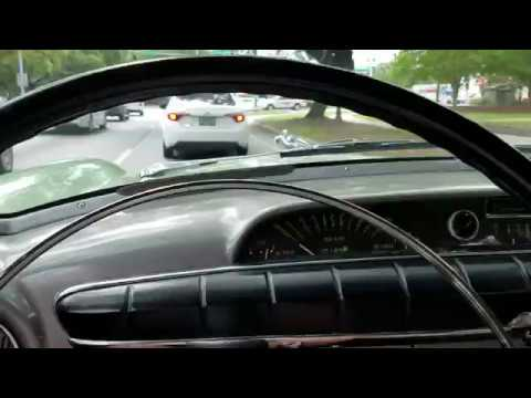 1953 Nash Ambassador Super - Driving Around Town