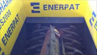 Дробилка, измельчитель, шредер для металлолома, кузовов автомобилей Enerpat Shark(http://presslom.com.ua/ Оборудование для переработки металлолома от компании Экспресмаркетинг. Большой выбор оборуд..., 2013-07-18T08:39:58.000Z)