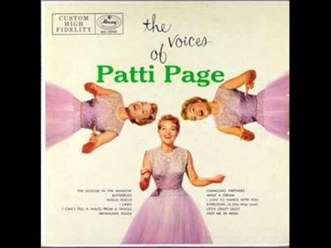 Patti Page - Keep me in mind (1956)