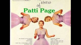 Patti Page - Keep me in mind (1956)