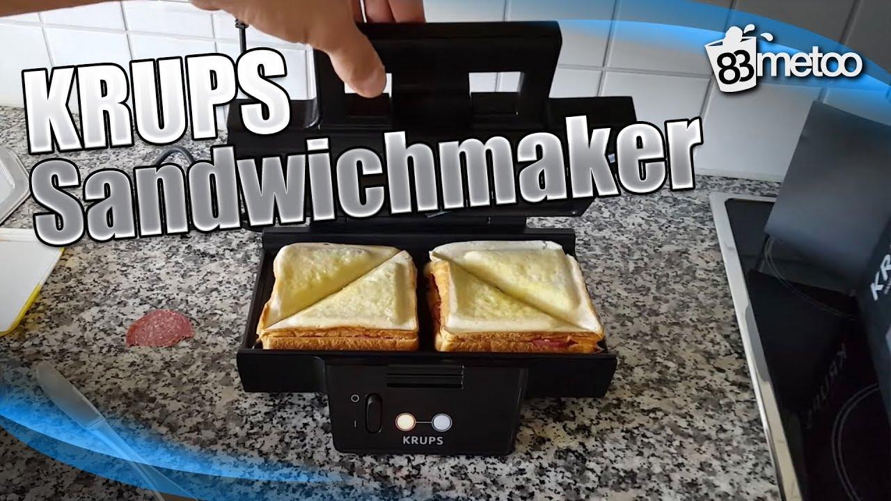 Sandwichmaker Test Vergleich 2020 Alle Modelle Im Test Vergleich