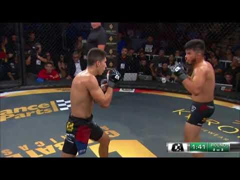 "MMA | Combate MEX vs. El Mundo | Eduardo ""Cyborg"" Torres vs. Kevin ""Badass"" Amador"