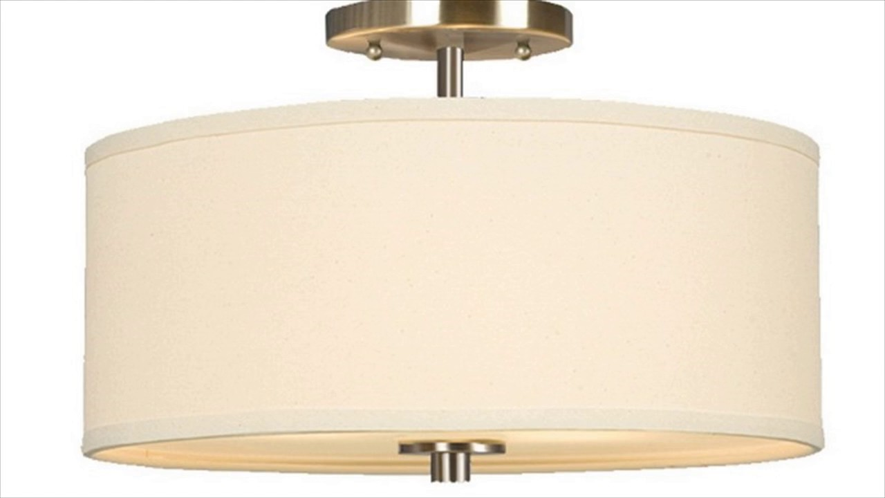 ceiling lights lowes - youtube