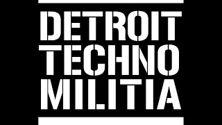 Dimitri Pike - Death Announced (Detroit Techno Militia Vinyl 05)