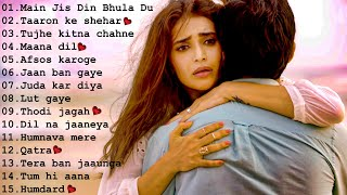 💕 2021 SAD ❤️ HEART TOUCHING JUKEBOX💕 | BEST SONGS COLLECTION ❤️| BOLLYWOOD ROMANTIC SONGS