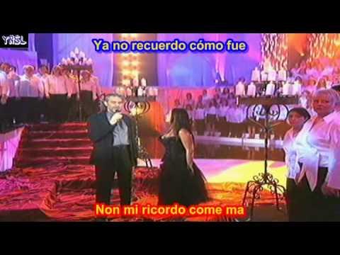 Vivo Per Lei - Bocelli & Ségara (SUBTITULADA EN ESPAÑOL )