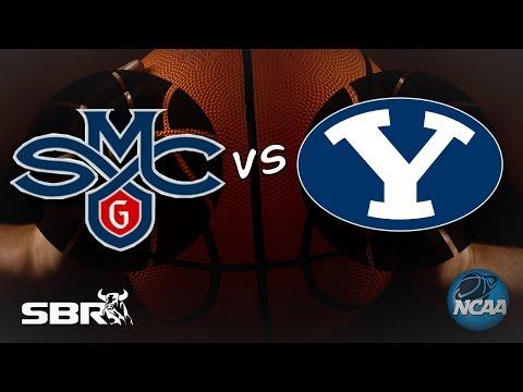 College Basketball Picks Underdog Play: St. Mary's vs BYU