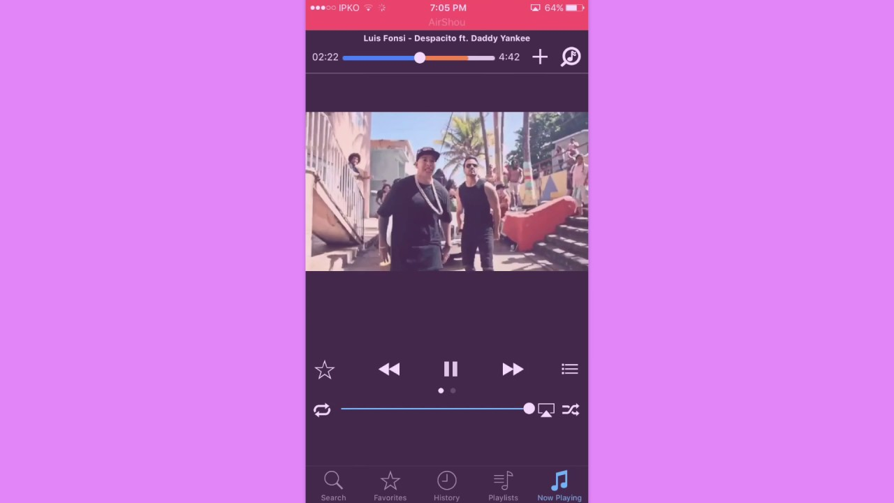 no wifi music app iphone
