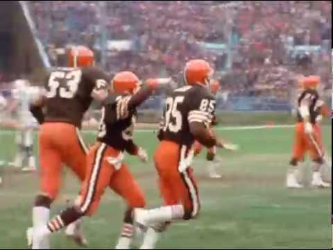 1983 Colts at Browns Game 13