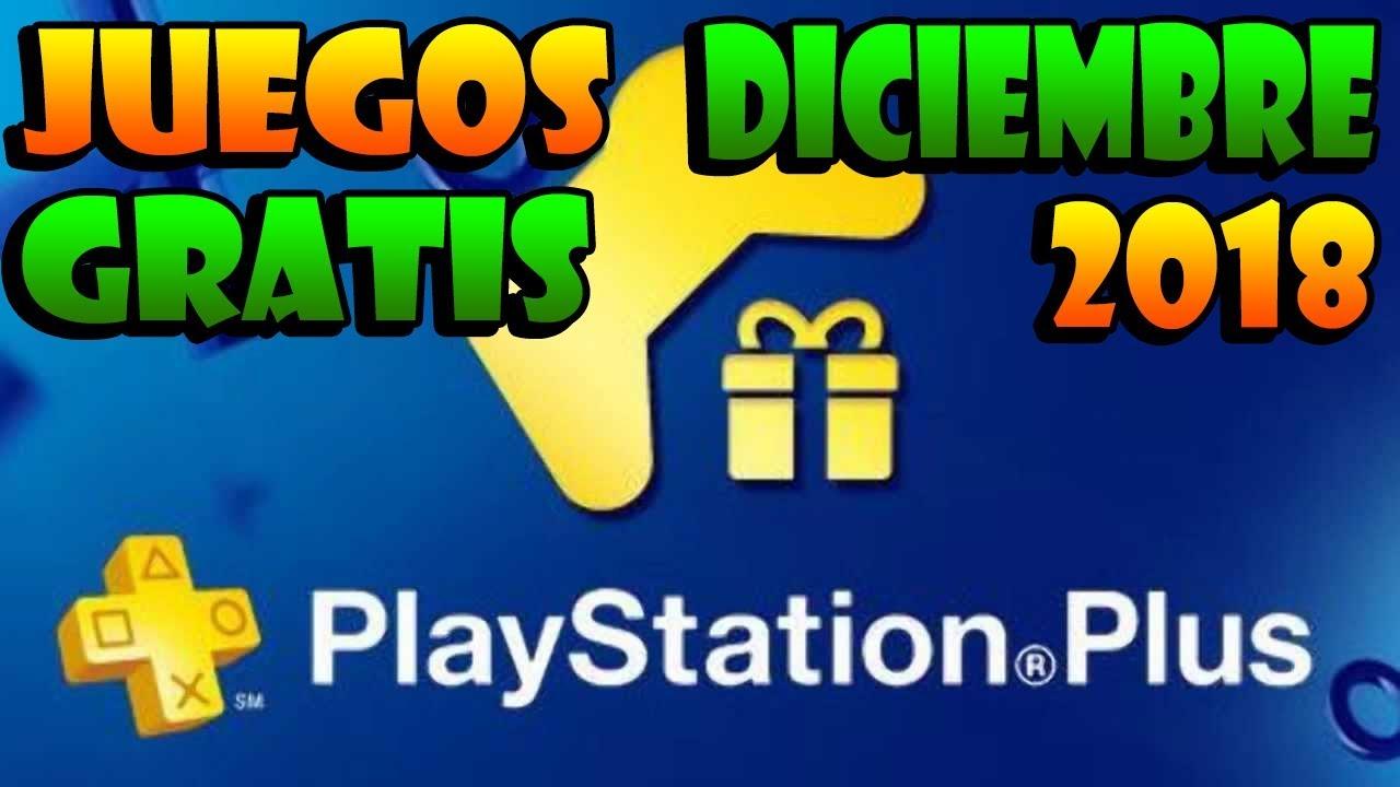 Juegos Playstation Plus Diciembre 2018 Youtube