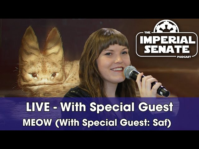 The Imperial Senate Podcast LIVE - (Recorded: April 25th 2020)