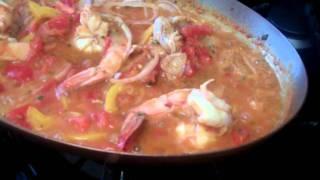 Elle's Kitchen - Shrimp With Creole Sauce