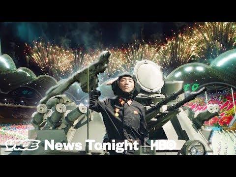 North Korea's 70th Anniversary Military Parade (HBO)
