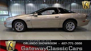 2002 Chevrolet Camaro Z28 Gateway Classic Cars Orlando #169