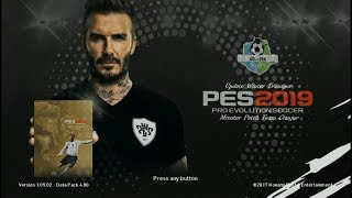 PES 2018 PS3 Monster Patch Winter 2019
