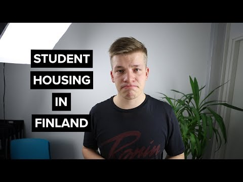 Student housing options in Finland