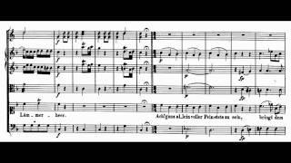 Mozart : Bastien und Bastienne (3) - Aria
