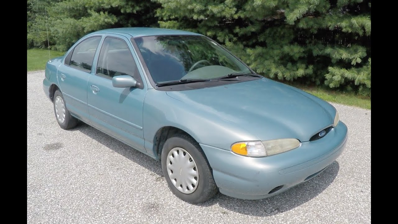 1996 ford contour gl 17759m youtube 1996 ford contour gl 17759m