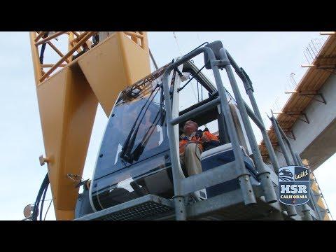 Crane Operator for 50 Years