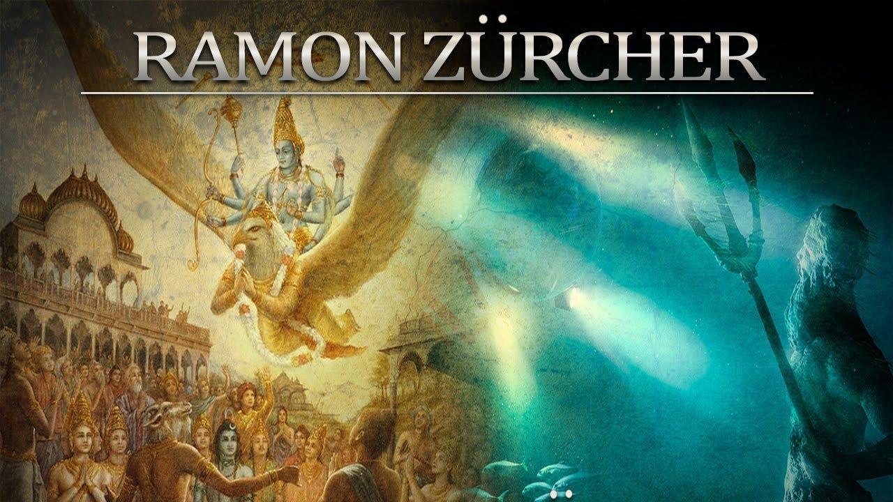 Ramon Zürcher spricht über Paläo-SETI und die Arbeit der A.A.S. und eigene Forschungen