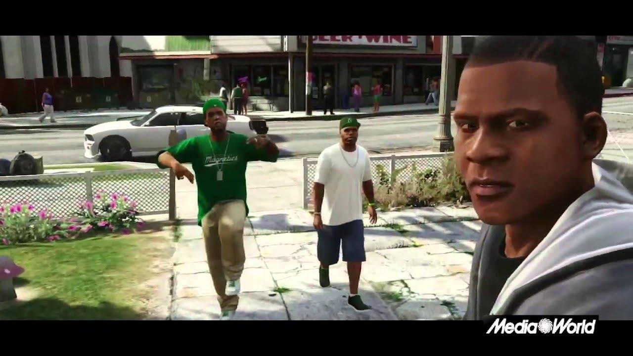 Grand Theft Auto  Video Recensione Ps